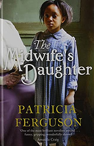 book cover of The Midwife\'s Daughter
