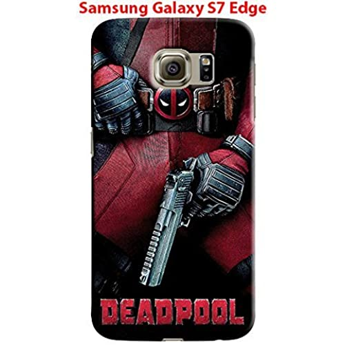 Deadpool for Samsung Galaxy S7 Edge Hard Case Cover (dp2) Sales