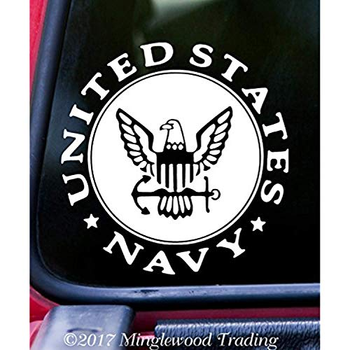 - A Good Decals USA United States Navy Seal Vinyl Decal Sticker 5