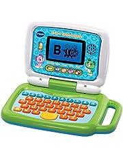 Vtech 80-600904 2-in-1 touch laptop, leerlaptop, meerkleurig, Duitse versie