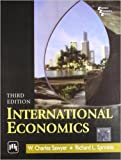 img - for International Economics by Sawyer - International Economy Edition book / textbook / text book