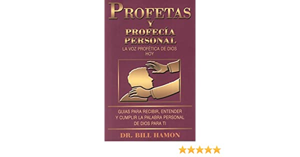 Profetas y Profecía Personal: La voz de Dios Hoy (Spanish Edition) - Kindle edition by Dr. Bill Hamon. Religion & Spirituality Kindle eBooks @ Amazon.com.