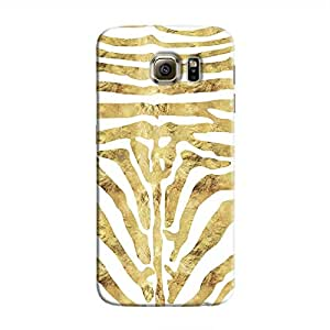 Cover It Up - Brown Zebra White Galaxy Note 5 Hard Case
