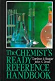 img - for The Chemist's Ready Reference Handbook by Gershon J. Shugar (1989-09-01) book / textbook / text book