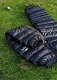 Men Women Winter Warm Packable Down Pants