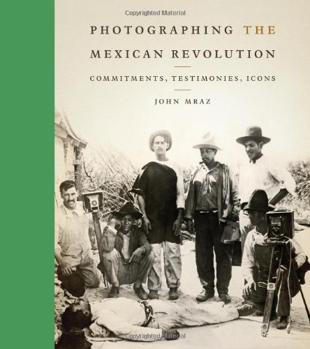 The Mexican Revolution of 1910–1920 is among the world's most visually documented revolutions. Coinciding with the birth of filmmaking and the increased mobility offered by the reflex camera, it received extraordinary coverage by photographers and ci...