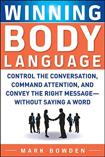 Book : Winning Body Language: Control the Conversation, C...