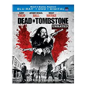 Dead in Tombstone (Unrated Blu-ray + DVD + Digital Copy + UltraViolet)