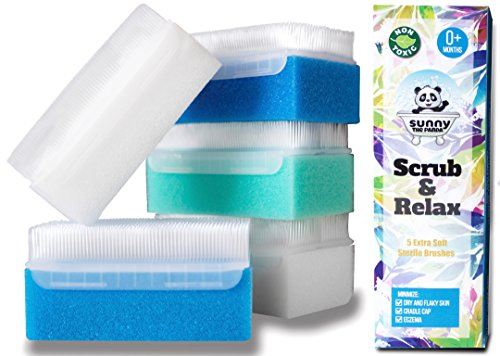 Sunny's Scrub & Relax Bath Brush