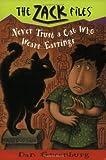 Never Trust a Cat Who Wears Earrings, Dan Greenburg, 044841340X