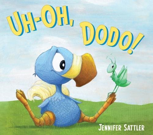 Download Uh-Oh, Dodo! ebook