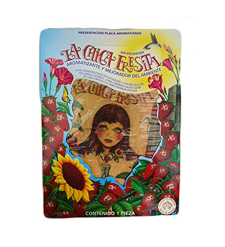 chica fresa air freshener - 6