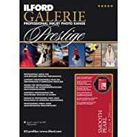 ILFORD GALERIE Prestige Smooth Pearl - 8.5 x 11 Inches, 100 Sheets (2001752)