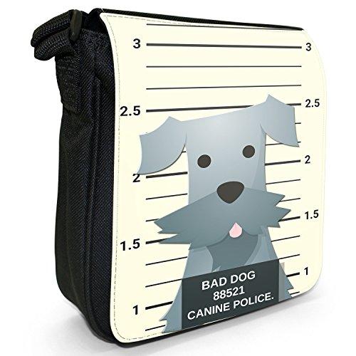 Pour Fancy Bandoulière Gegenüberstellung Sac A Polizei Foxterrier Femme Snuggle tIOpOxr
