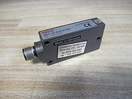 Amazon.com: Visolux MVL 40 – 8-h/47/92 Sensor de supresión ...