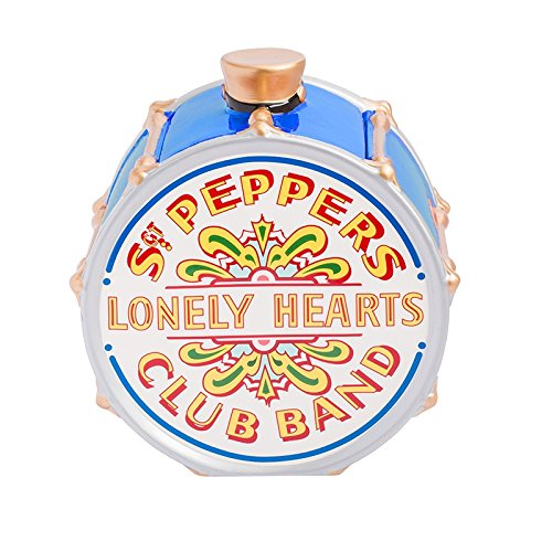 Vandor The Beatles SGT Pepper's Lonely Hearts Limited Edition Blue Cookie Jar (Limited Edition Cookie Jar)