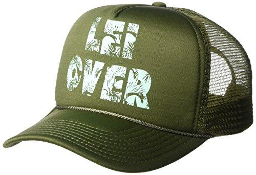 Mesh Screen Print Cap (O'Neill Women's Castaway Screen Print Foam Trucker Hat, Dusty, One Size)