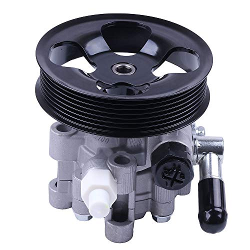 ECCPP 21-5498 Power Steering Pump Power Assist Pump Fit for 2007-2012 Lexus ES350, 2005-2012 Toyota Avalon, 2007-2011 Toyota Camry