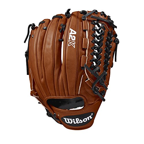 "Used, Wilson A2K D33 11.75"" Pitcher's Baseball Glove - Left for sale  Delivered anywhere in USA"
