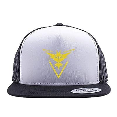 Pokemon Go Hat Team Valor Team Mystic Team Instinct Trucker Hat Snap Back