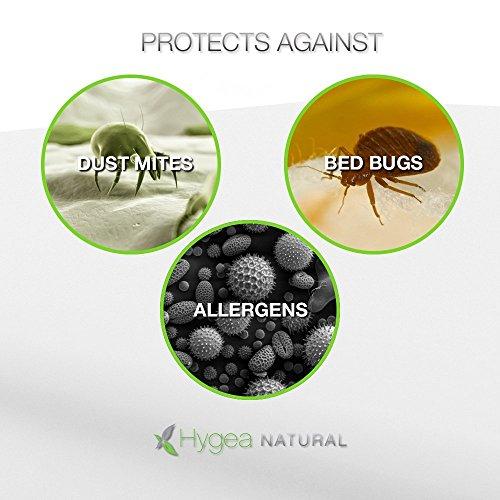 Bedbug 911 Hygea Natural Twin Size 100 Tear Free Vinyl