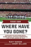 Texas A and M, Rusty Burson, 1613210930