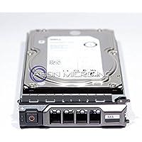 DELL ENTERPRISE CLASS 4TB 7.2K RPM SATA 3.5 6Gbps HARD DRIVE W/TRAY FOR PowerEdge R210 II R220 R310 R320 R410 R415 R420 R510 R515 R520 R710 R720 R720XD T110 II T310 T320 T410 T420 T620 T710