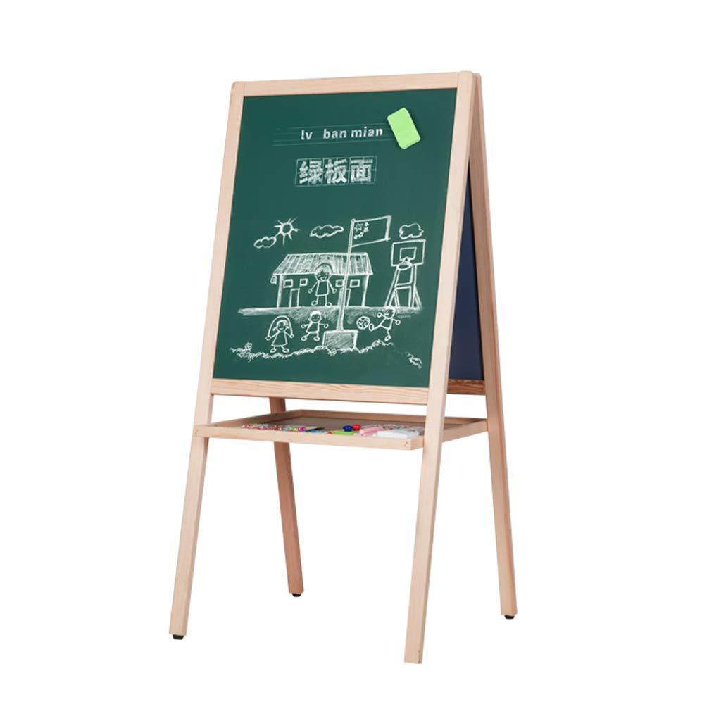 イーゼル子供の製図板ベビーペイント両面製図板イーゼルブラケットホーム落書きイーゼル (サイズ さいず : H70CM) H70CM  B07NNJCTK5