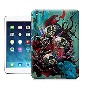 Unique Phone Case Graffiti Bird skulls and branches dance in this abstract surrealist painting by Shann Larsson 643x776 Hard Cover for ipad mini cases-buythecase