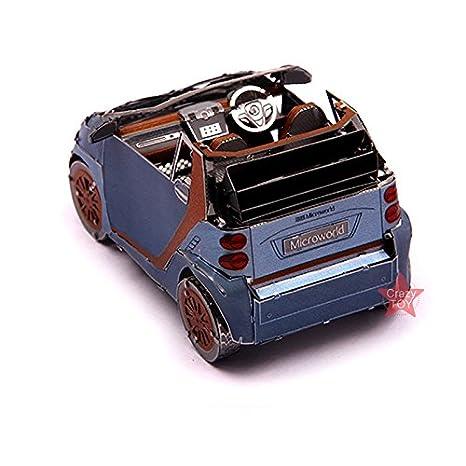Amazon.com: Microworld Kits de metal Rompecabezas 3d Smart ...