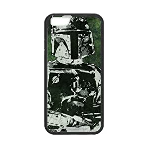iPhone 6 Plus 5.5 Inch Cell Phone Case Black Star Wars 004 PQN6053055396332