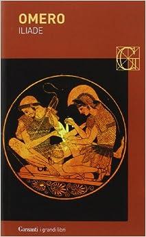 Book Iliade
