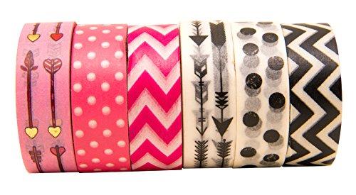 Premium Japanese Washi Tape Set product image