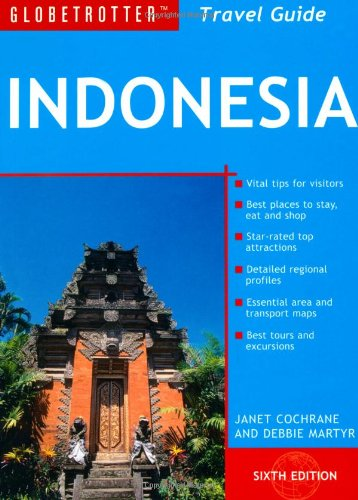 Indonesia Travel Pack, 6th (Globetrotter Travel Packs) pdf epub