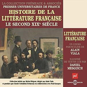 Le second XIXe siecle (Histoire de la littérature française 6) Speech