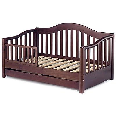 Sorelle Grande Toddler Bed with Drawer