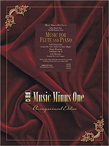 Amazon Music For Flute And Piano Intermediate Level