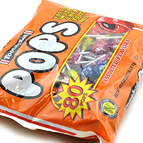 Big Bag of Tootsie Pops