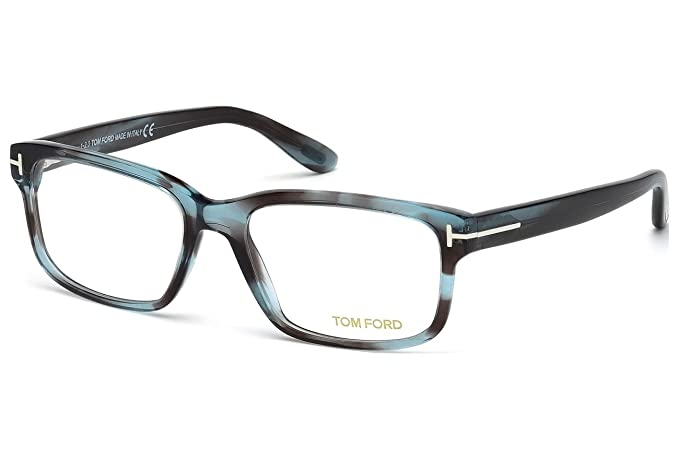 fae3f5199cf Image Unavailable. Image not available for. Colour  Eyeglasses Tom Ford TF  5313 FT5313 086 light blue other