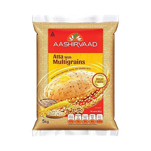 Best Multigrains Aashirvaad Atta