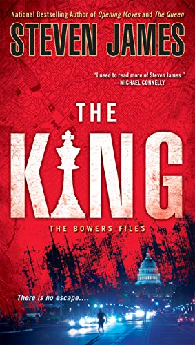 The King (The Bowers Files Book 6) (Große Mode)
