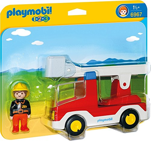 Playmobil Ladder (PLAYMOBIL® Ladder Unit Fire Truck)
