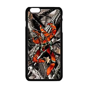 Browning Camo Deer Hunter Cell Phone Case for Iphone 6 Plus