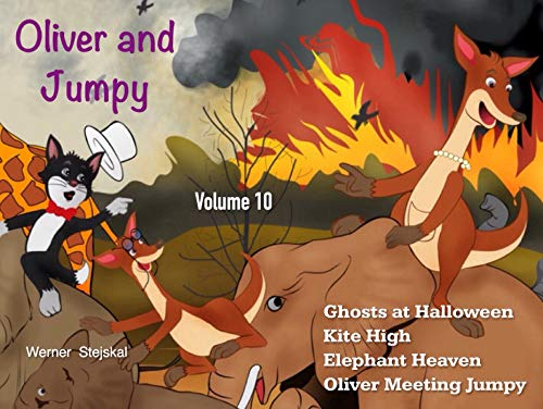 Oliver and Jumpy, Volume 10
