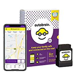 Autobrain OBD Real-Time GPS Personal Veh...