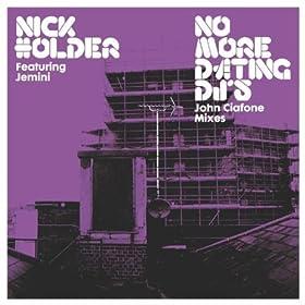 Nick holder no more dating djs acapella