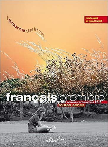 Amazon Fr L Ecume Des Lettres Nouveau Programme 2010
