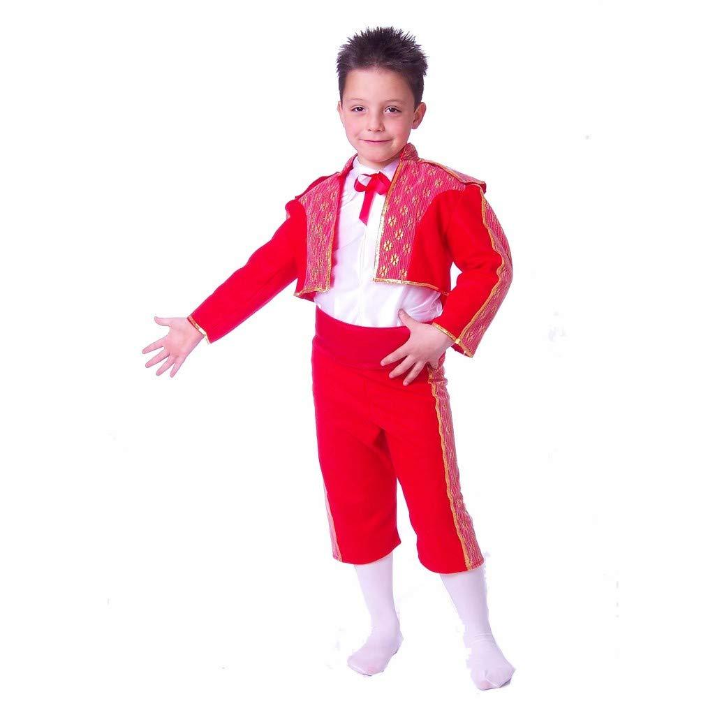 Nines dOnil Disfraz de Torero para niño: Amazon.es: Juguetes y juegos
