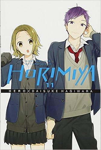 horimiya  : Horimiya, Vol. 11 (9781975327507): HERO, Daisuke ...