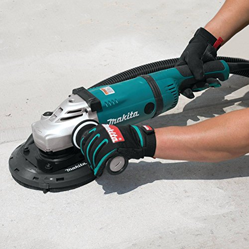 Makita 195386 6 Dust Extracting 7 Inch Grinder Shroud New